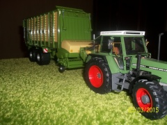 KRONE and FENDT