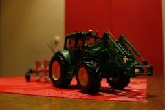 JD 7430 Premium + Kuhn MultiMaster 153
