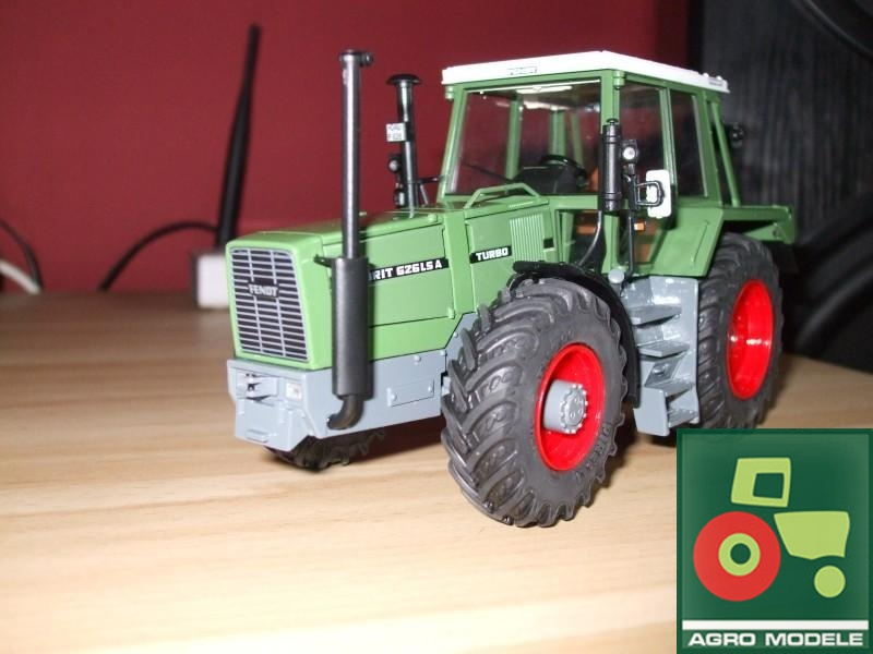 Fendt Favorit 626 LSA