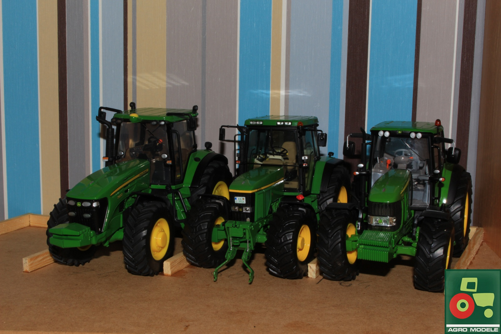 John Deere Power
