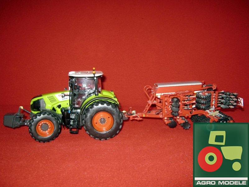 Claas Axion & Horsch