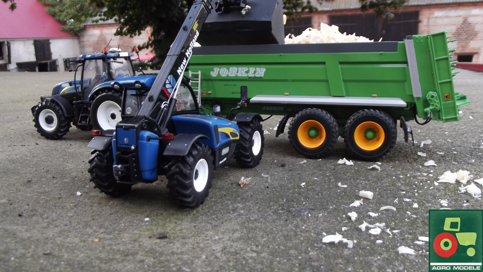 New Holland LM5060 & Ferti-SPACE