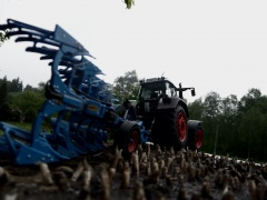 Fendt Favorit 926  & Lemken Juwel 8