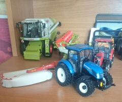 New Holland T5.115 + Kuhn GMD 3510