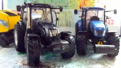 New Holland T6.160 GJ & New Holland T5.115