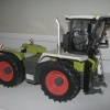 Claas Xerion Saddle Track