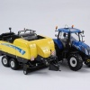 New Holland T7 210 +New Holland BB 9080