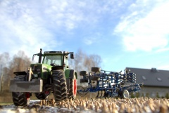 FENDT FAVORIT 926 Vario & Kockerling Vector 460