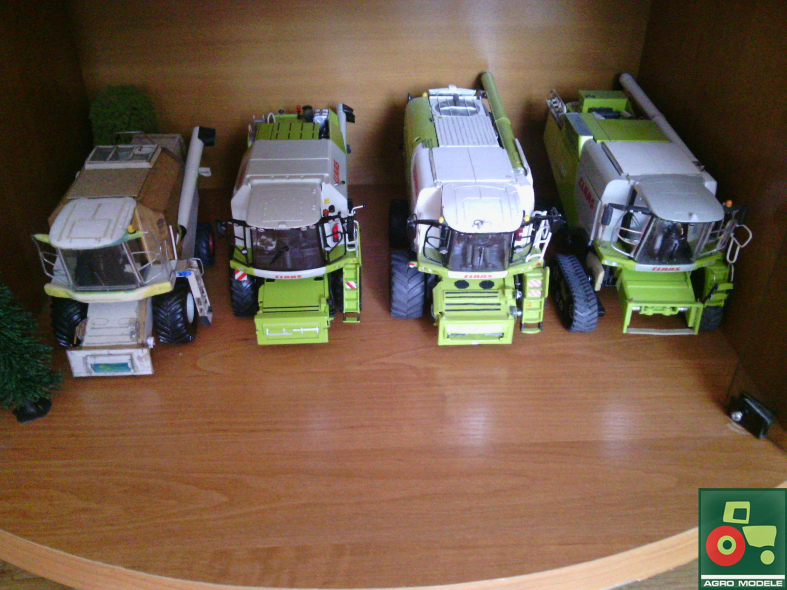 Claas family