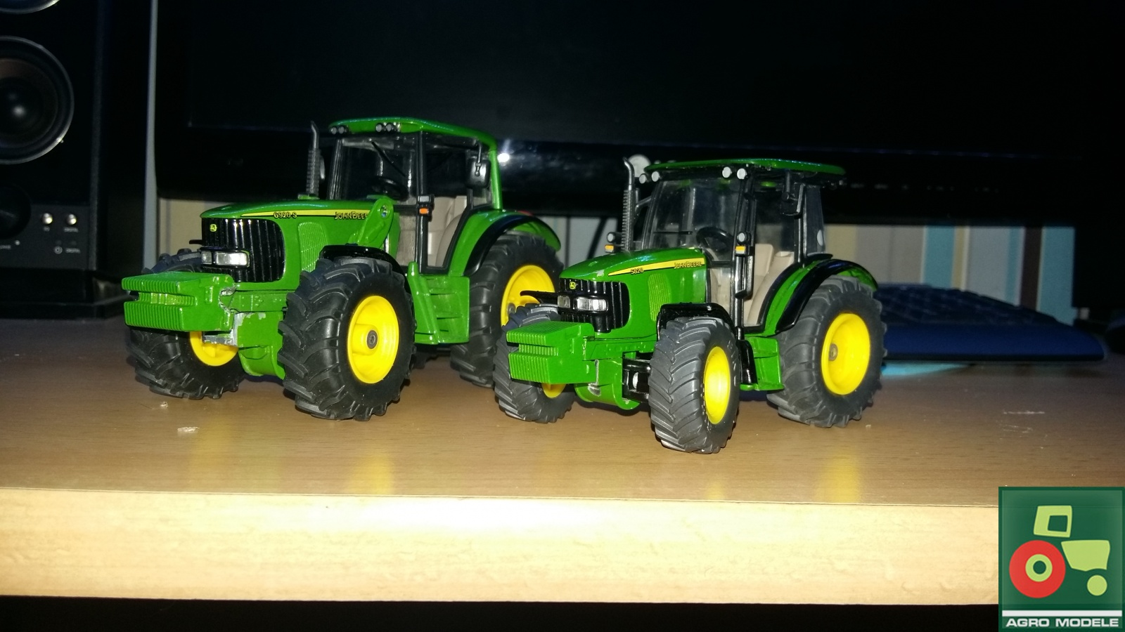 JohnDeere 6920s & 5820