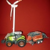 Claas Axion & Vicon