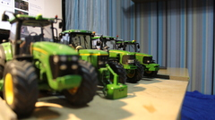 Green Team KapiBred 4x JohnDeere