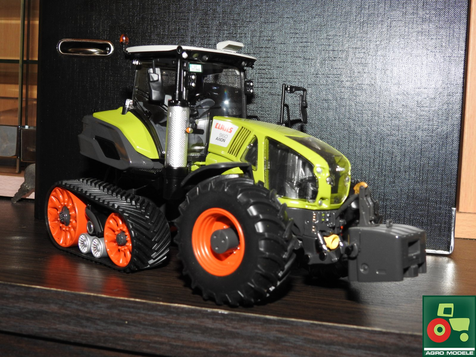 Claas Axion 960 TT