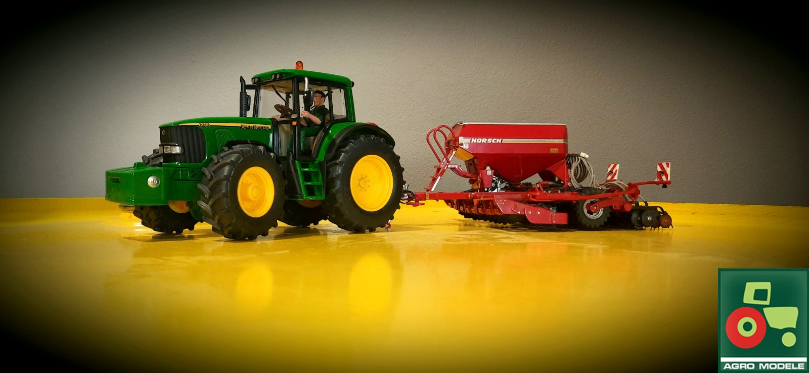 JD 6920 & Horsch Pronto 4DC